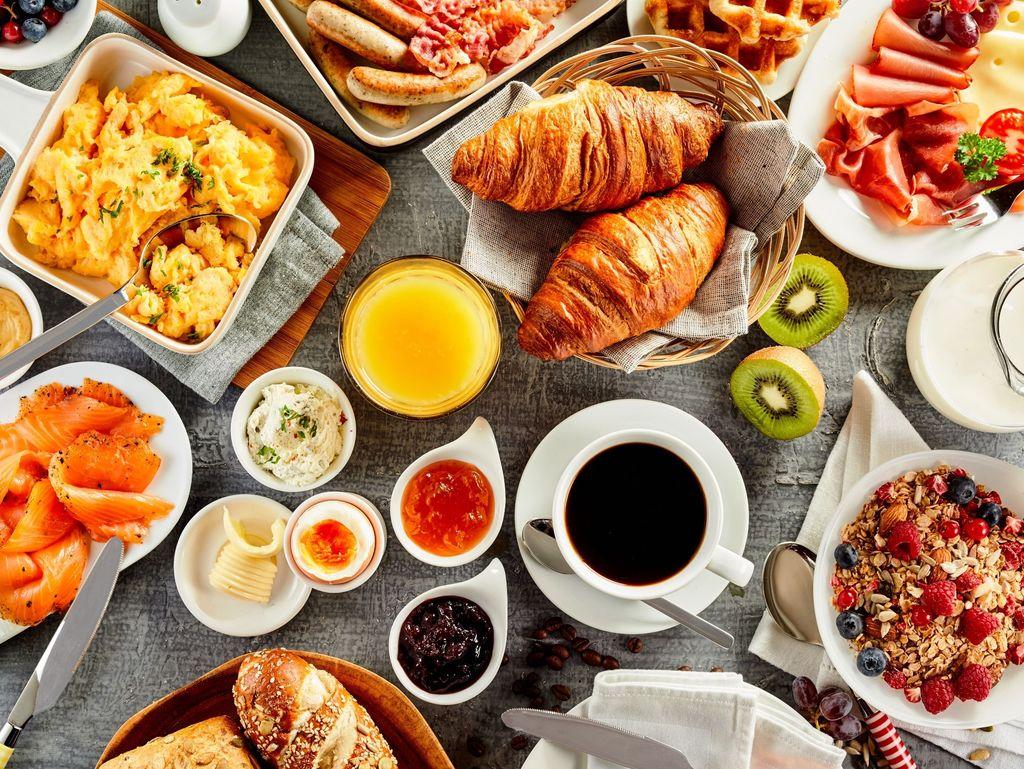 Genießerfrühstück: Jeden Sonntag