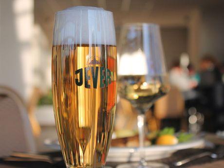 Bier auf Wein?