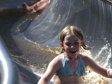 Wasseraktivitäten: Sport & Badespaß