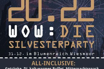 WOW: Die Silvesterparty