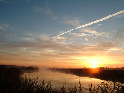 Sonnenuntergang am Ottermeer